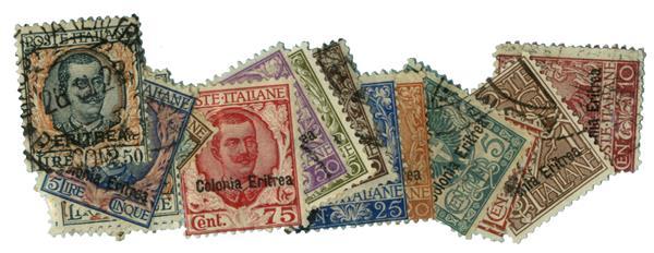 1903-28 Eritrea
