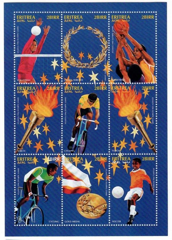 1996 Eritrea