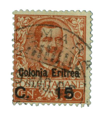 1905 Eritrea
