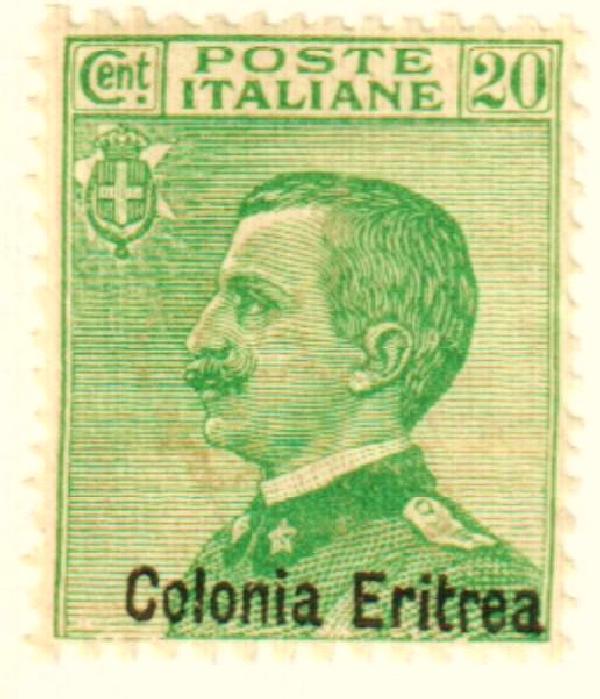 1925 Eritrea