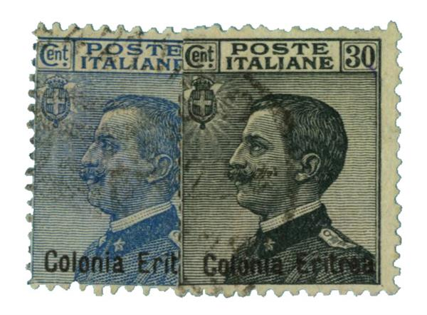 1908-28 Eritrea