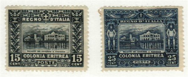 1910-29 Eritrea