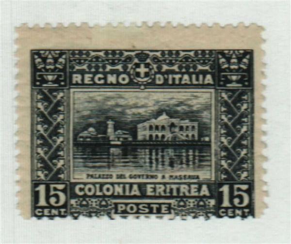1910 Eritrea