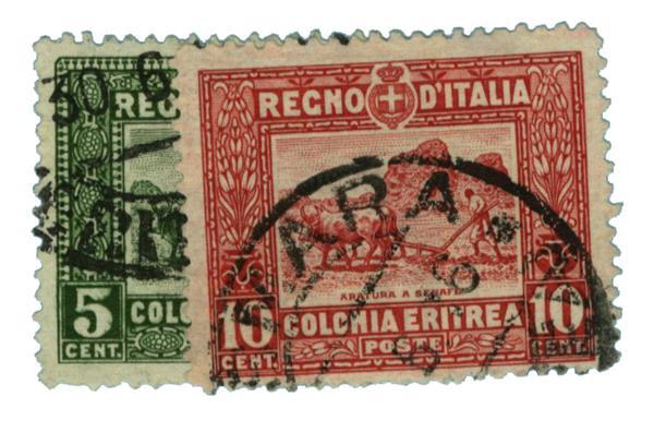 1914-28 Eritrea