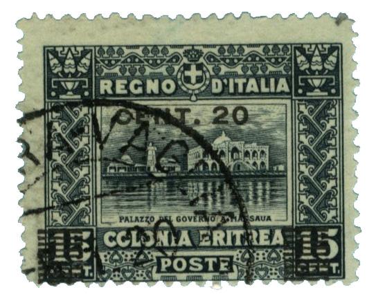 1916 Eritrea