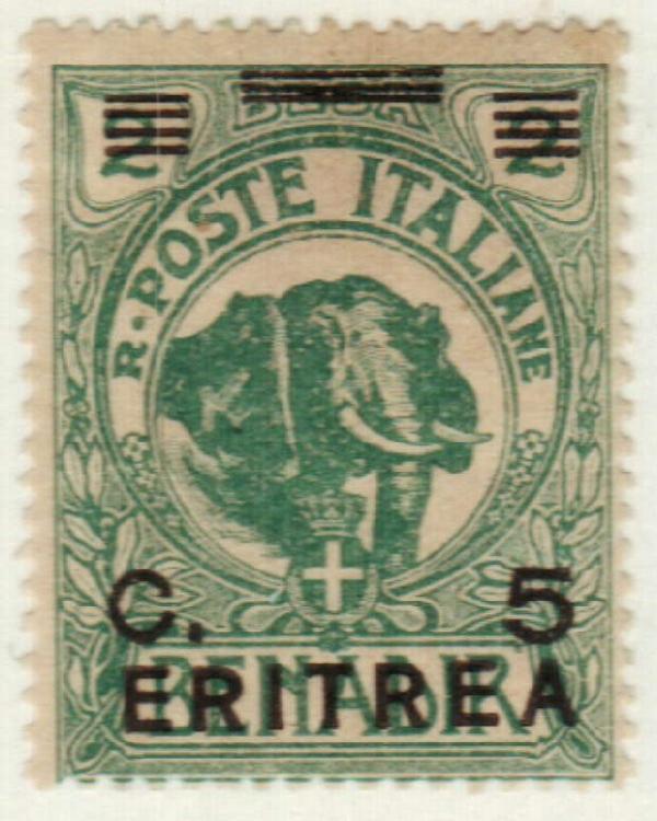 1922 Eritrea