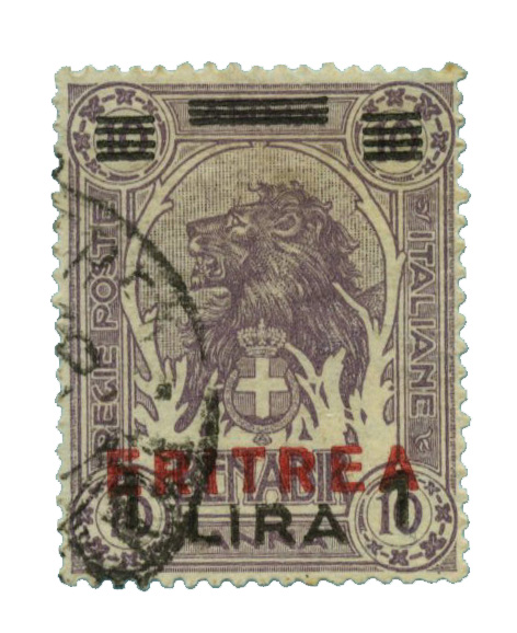 1924 Eritrea
