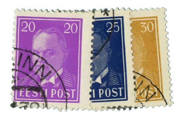 1936-38 Estonia