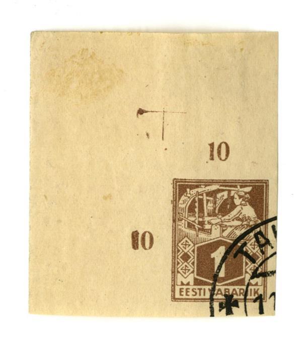 1923 Estonia