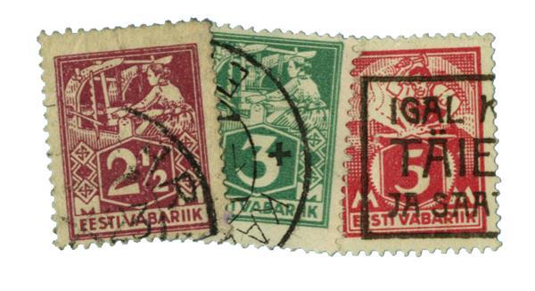 1922-24 Estonia