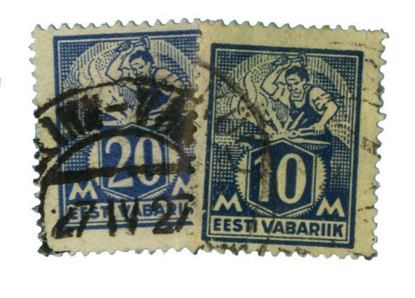 1922-25 Estonia