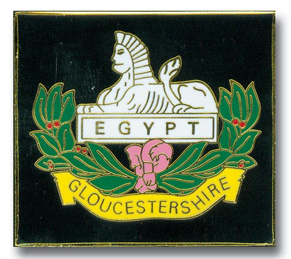 1996 Fighting Forces Gloucestershire Regiment