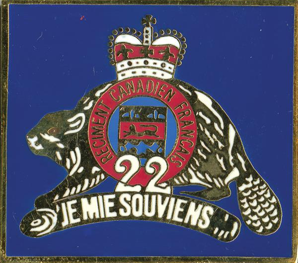 1996 Fighting Forces Royal 22e Regiment
