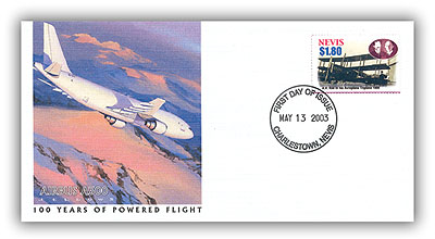 2003 Powered Flight Airbus A300 FDC