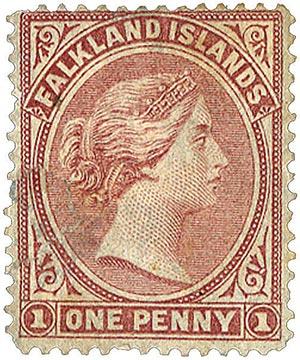 1878 Falkland Islands