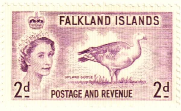 1956 Falkland Islands