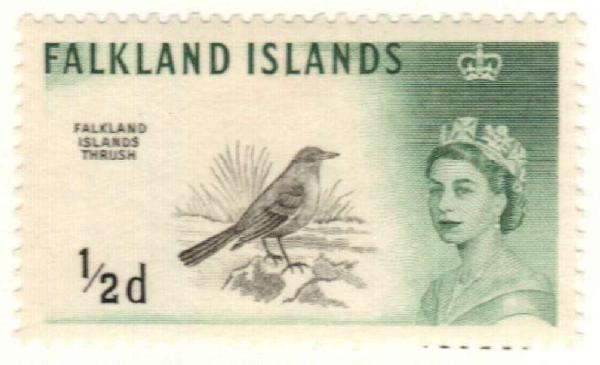 1960 Falkland Islands