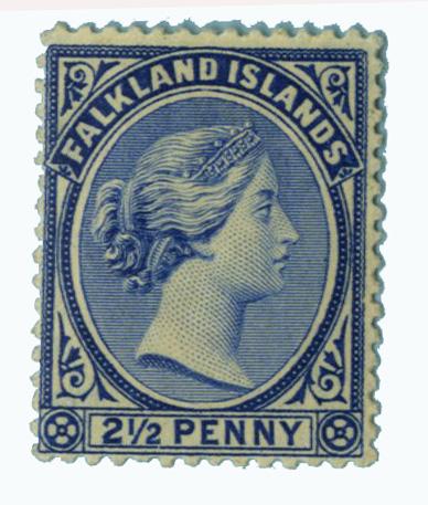 1894 Falkland Islands