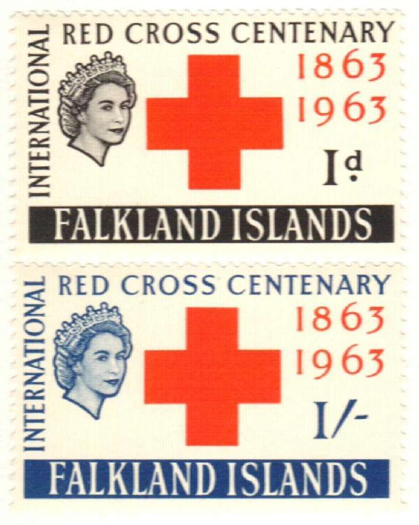 1963 Falkland Islands
