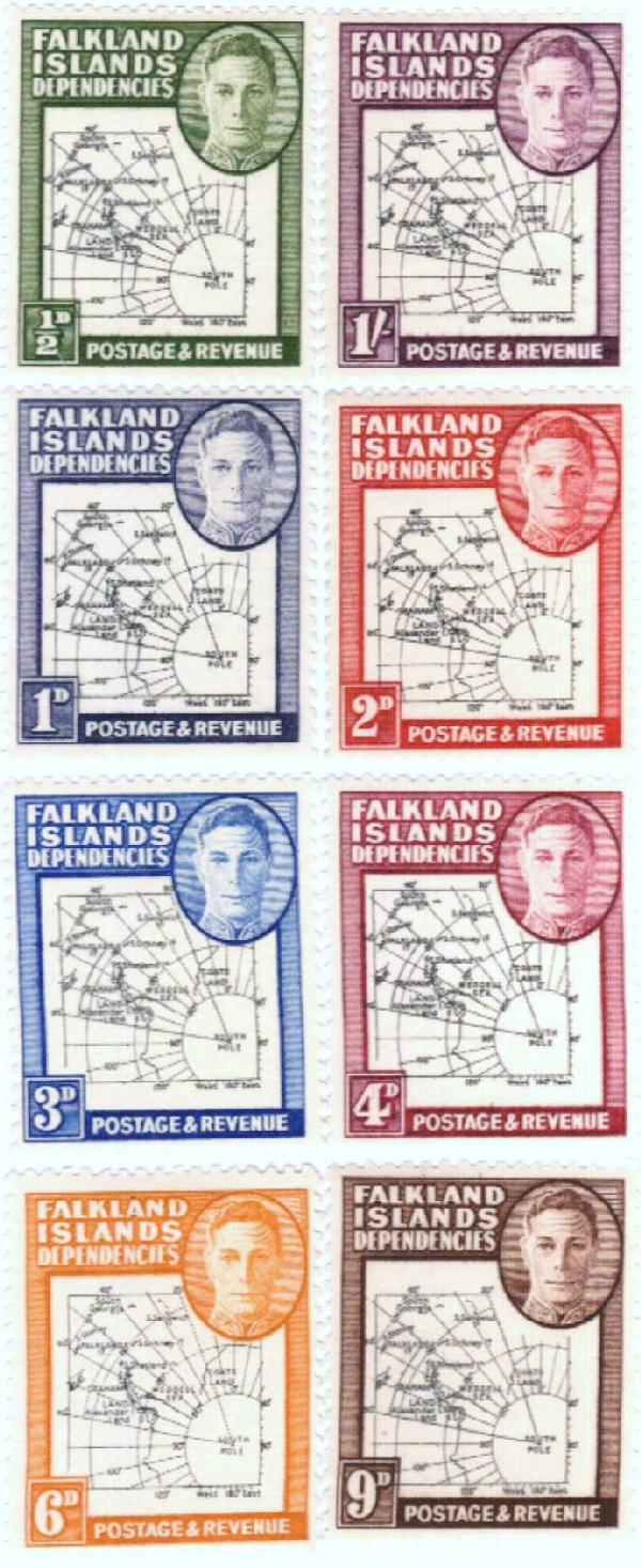 1946 Falkland Islands