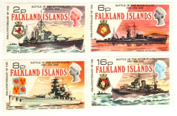 1974 Falkland Islands