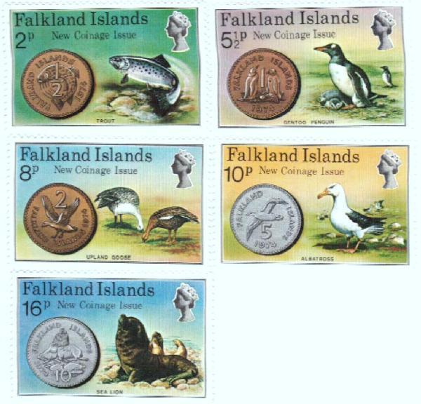1975 Falkland Islands