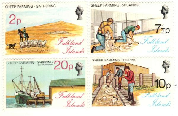 1976 Falkland Islands