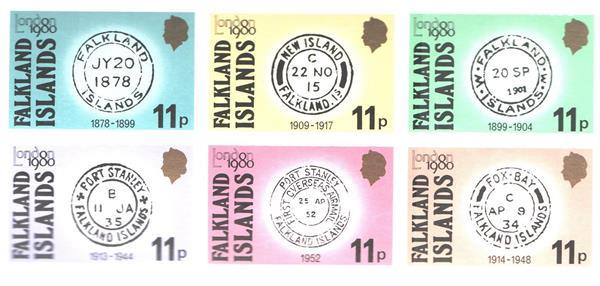 1980 Falkland Islands
