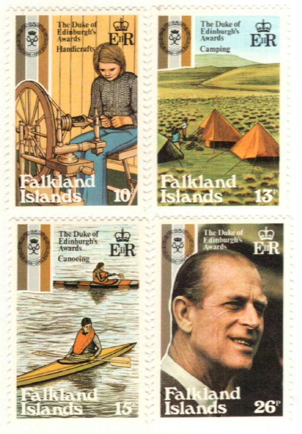 1981 Falkland Islands
