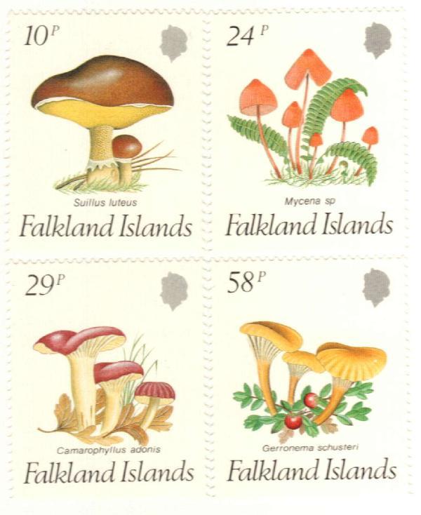 1987 Falkland Islands