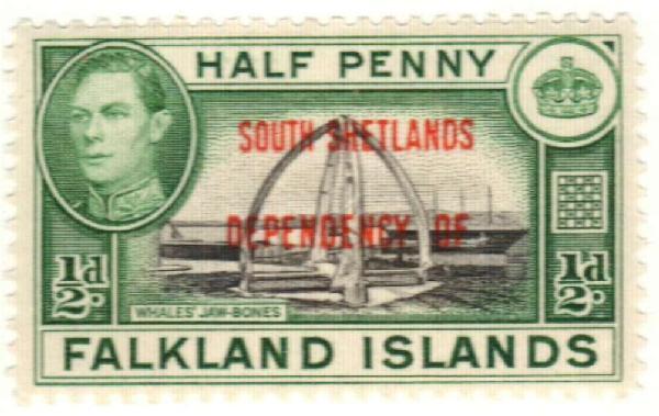 1944 Falkland Islands
