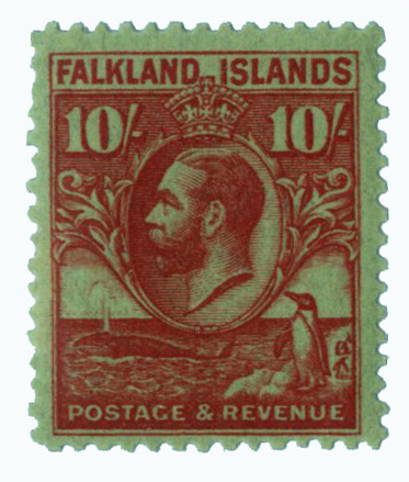 1929 Falkland Islands