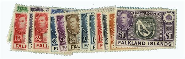1938-46 Falkland Islands