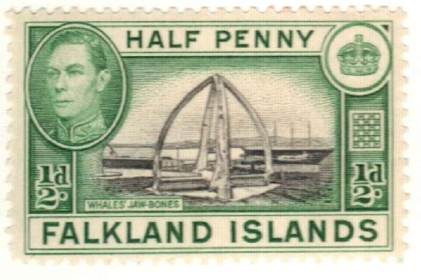 1938 Falkland Islands