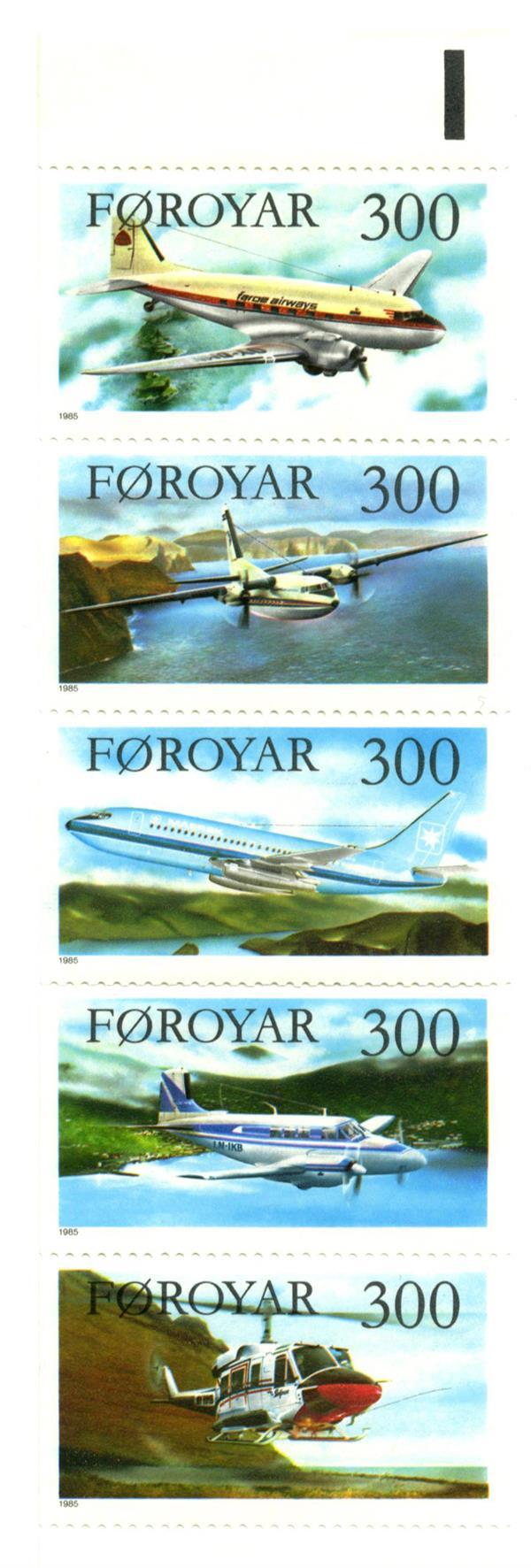 1985 Faroe Islands