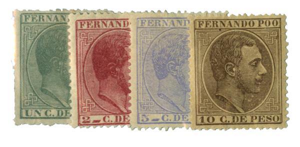 1882-89 Fernando Po