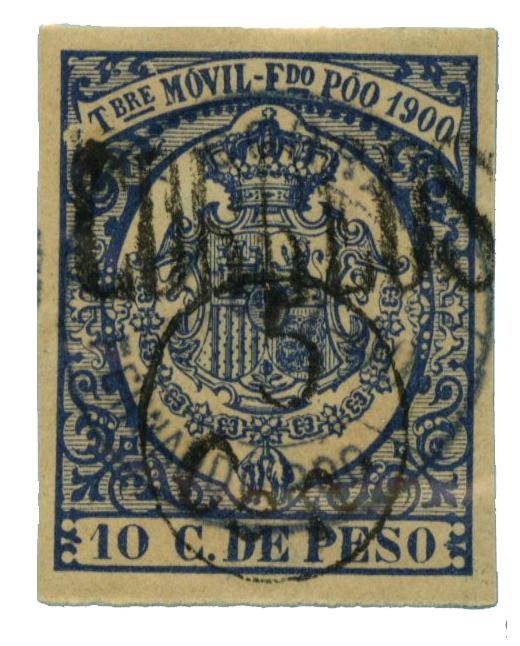 1900 Fernando Po