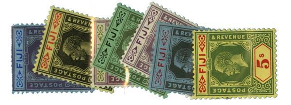 1922-27 Fiji