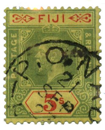 1922 Fiji