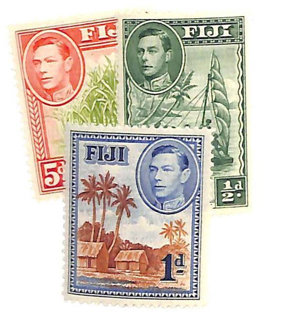 1938-40 Fiji