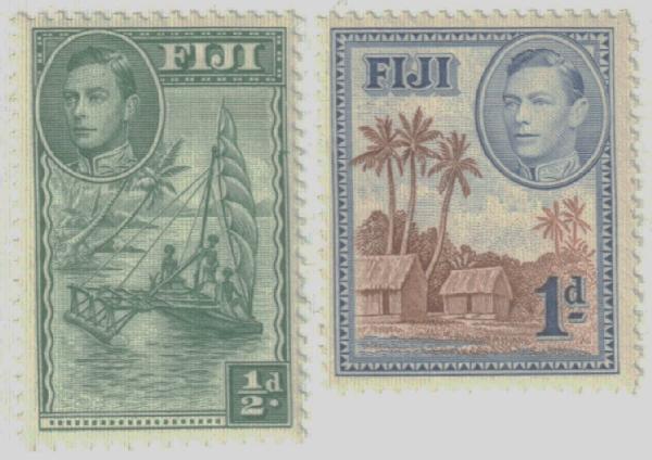 1938 Fiji