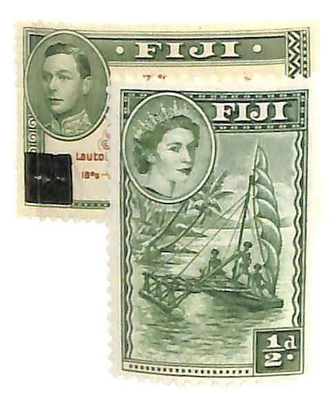 1941-54 Fiji