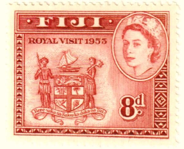 1953 Fiji
