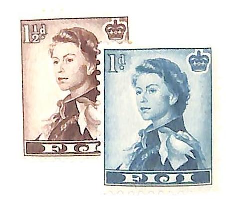 1954 Fiji
