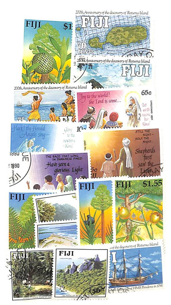 1990-91 Fiji