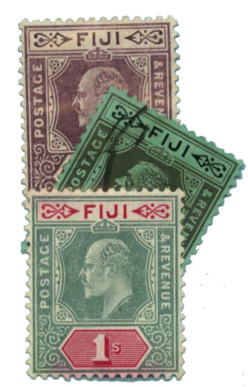 1909-11 Fiji