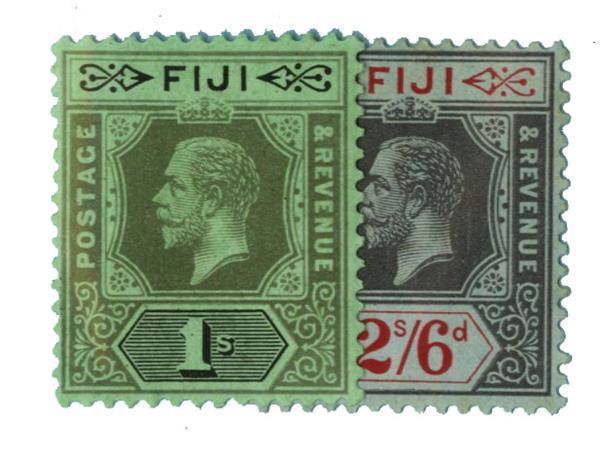 1912-23 Fiji
