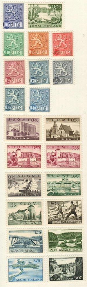 1963-67 Finland