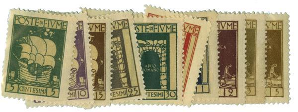 1923 Fiume