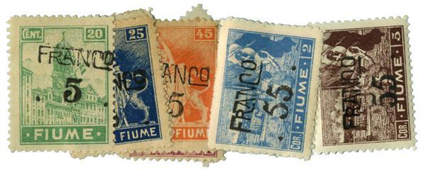 1919-20 Fiume